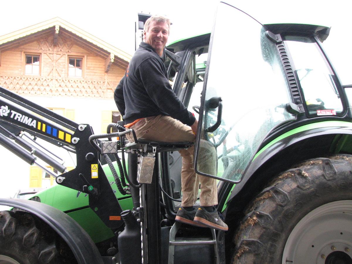 Traktor Umbau Keller Kochel